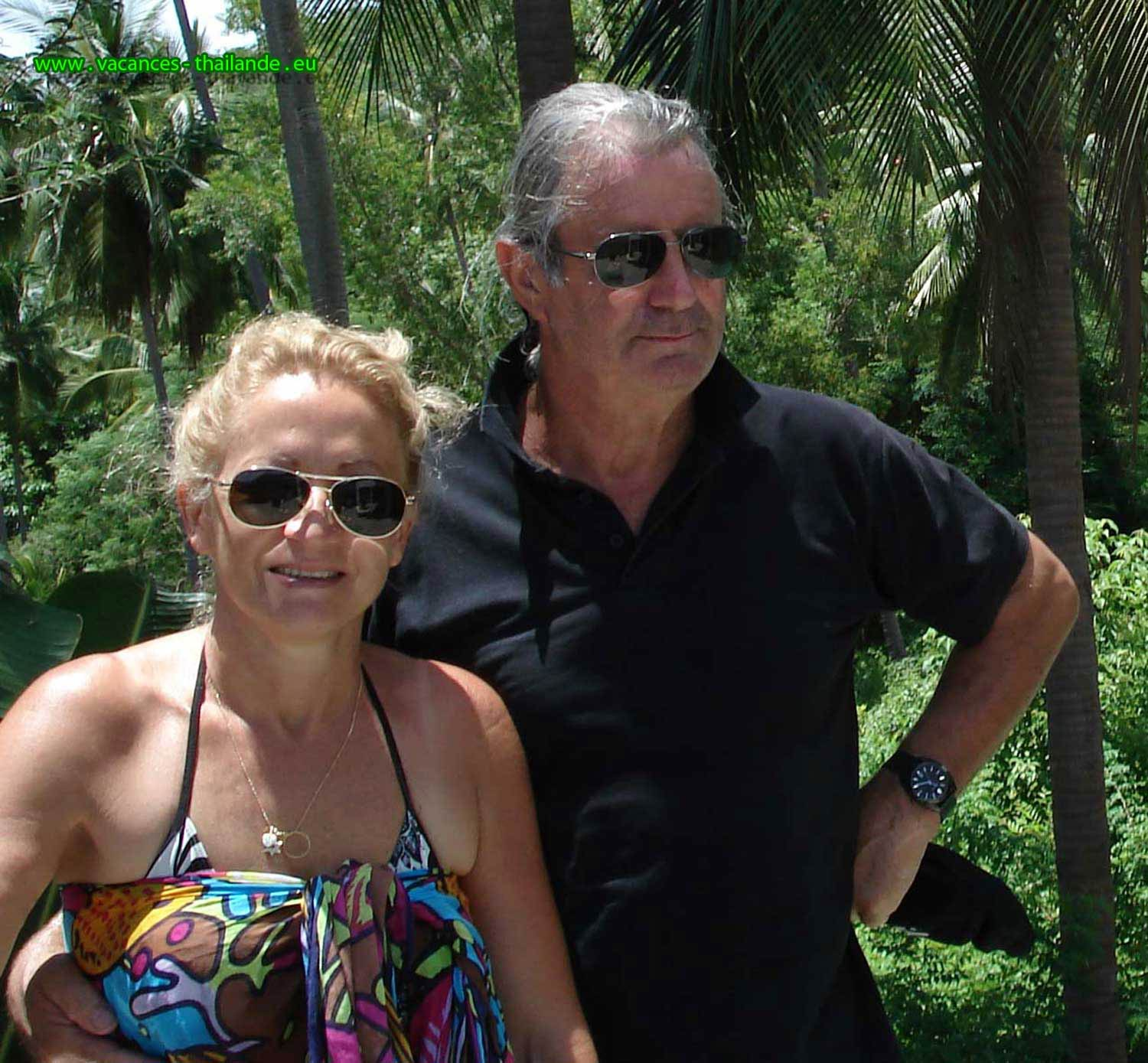 Team, Mary and Patrick welcome you to the island of Koh Samui in Thailand to help you enjoy your holiday